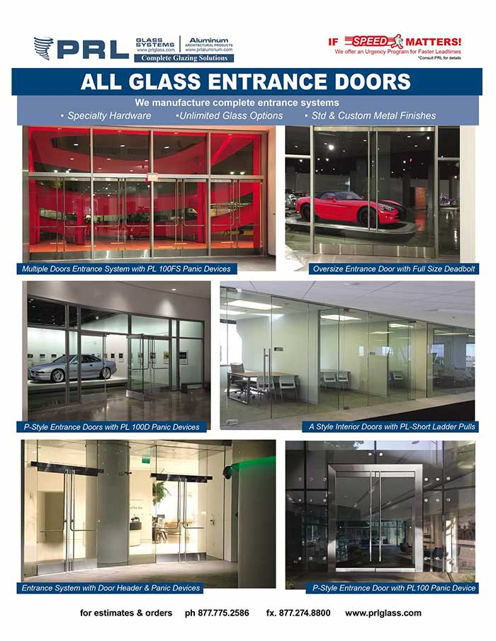 Entrance Doors Detailed Product Info