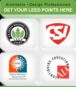 LEED Association Logos