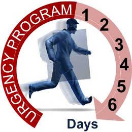 PRL Glass Urgency Program