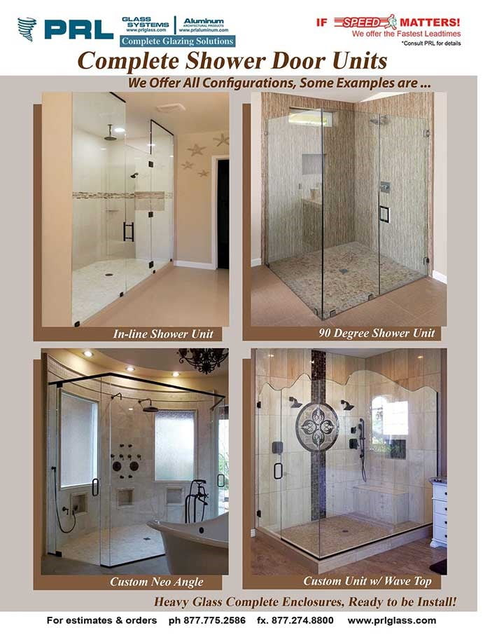 Shower Door Detailed Product Info